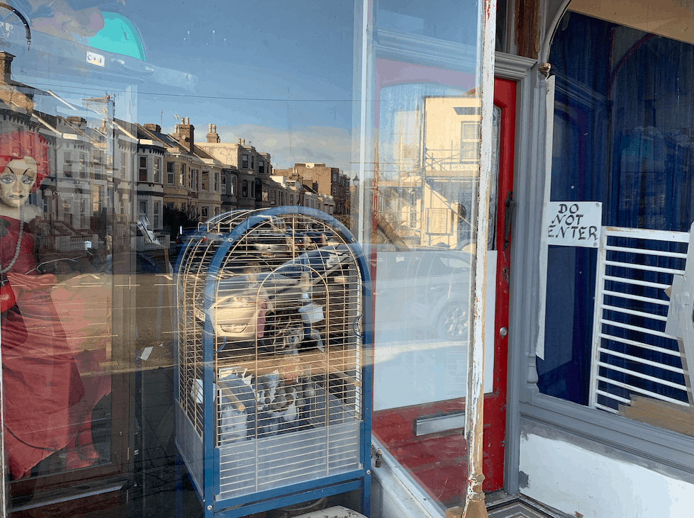 A shop in Cliftonville Margate