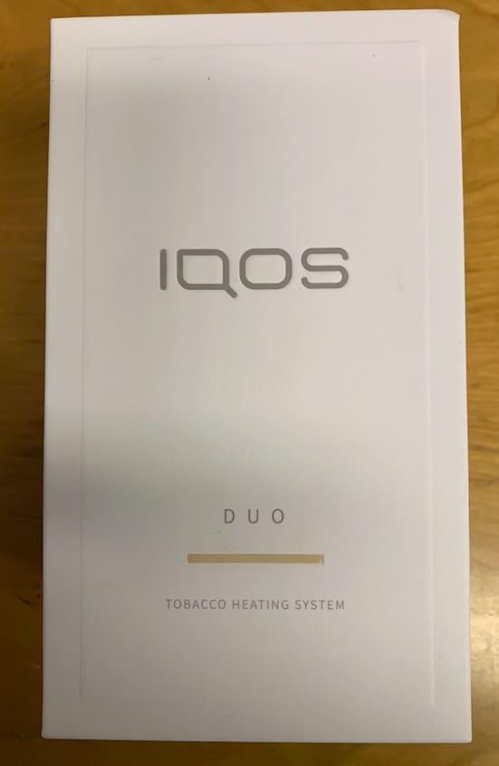 IQOS 3 Duo Box