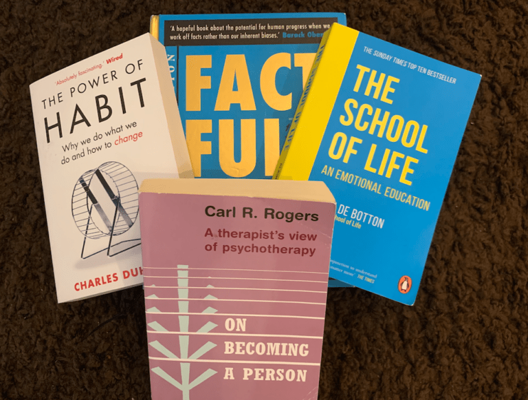 Life changing self help books that actually work