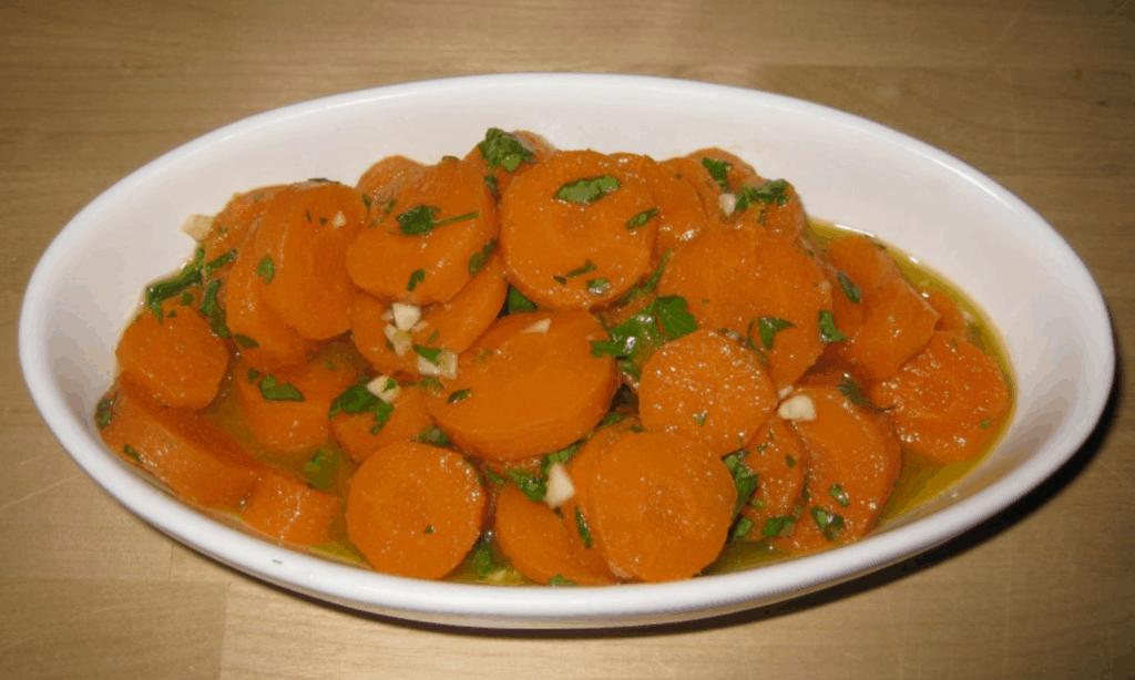 Portuguese Carrots