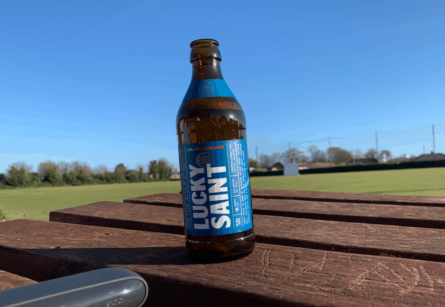 Alcohol free beer - one of my things to help you stop drinking