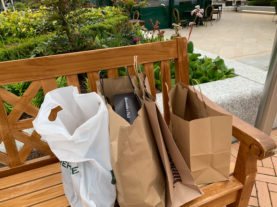 Shopping Bags at Ashford Designer Outlet