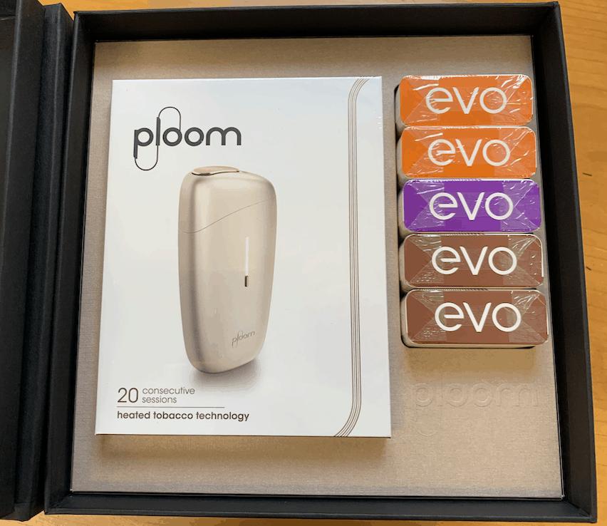 Ploom device and Evo sticks
