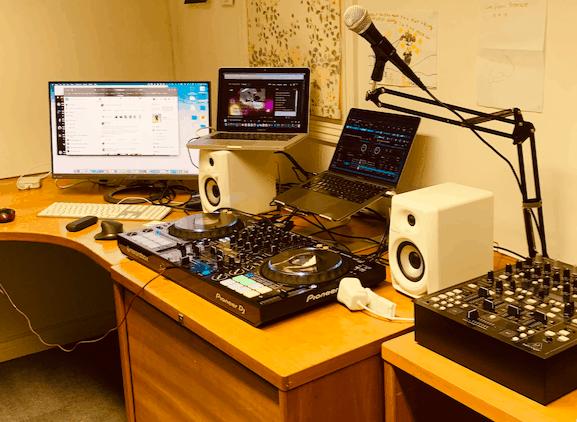 My DJ Streaming Studio