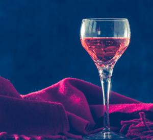 Elegant Wine Glass